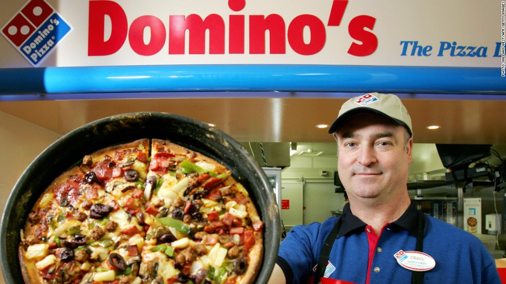 report dominos pizza Dominos pizza report published:2017-10-20 11:44 back to list the report will be detailing on the undercover boss findings on the company weaknesses and strengths, and evaluate the major.