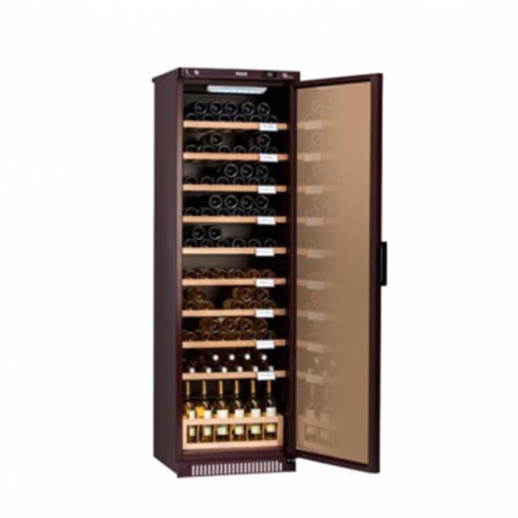 Шкаф винный POZIS ШВ-120 обшитый массивом дуба