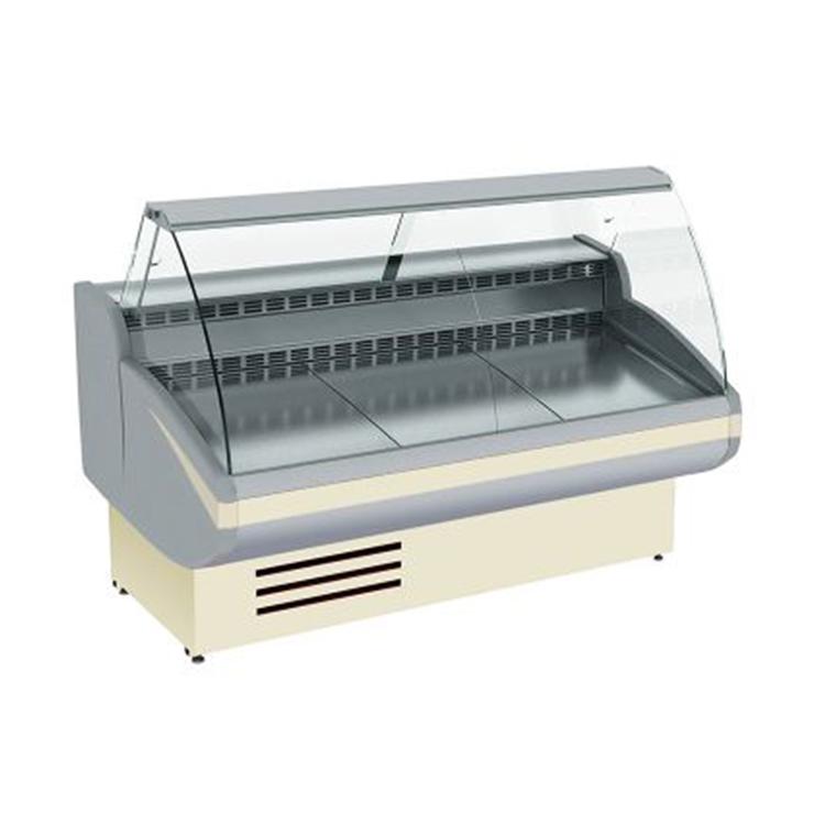 Холодильная витрина Eqta ВПС 0,64-1,10 (Gamma-2 1500) (RAL 1013)
