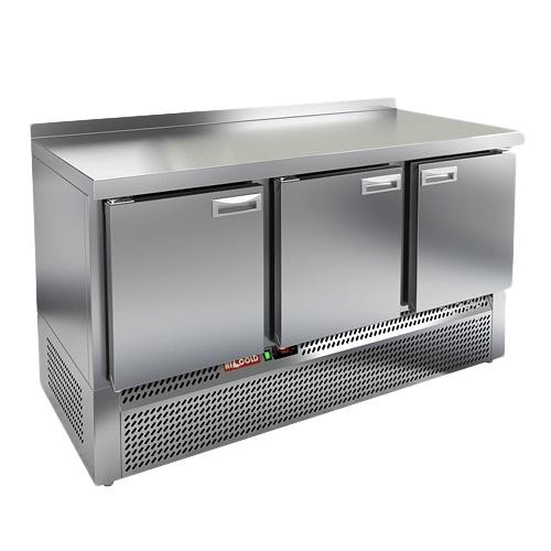 Купить стол охлаждаемый с нижним агрегатом Hicold GNE 111/TN – в интернет-магазине Kobor в Самаре